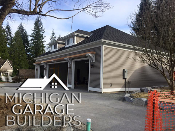 garage builders in Michigan
