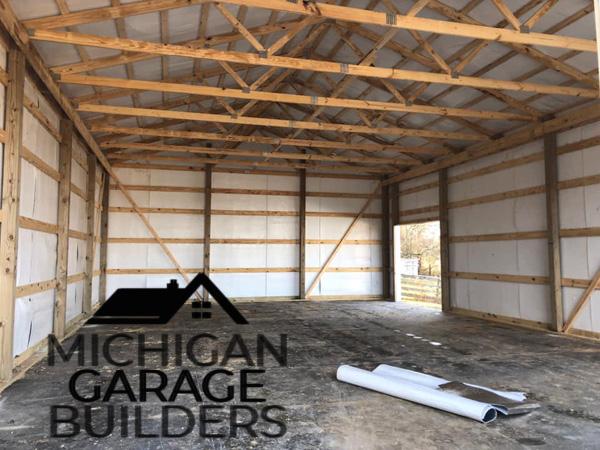 Michigan pole barns